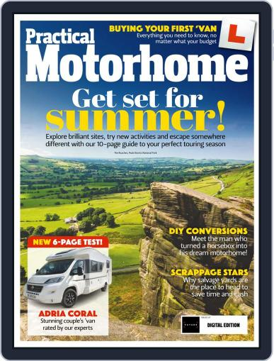 Practical Motorhome (Digital) October 1st, 2020 Issue Cover
