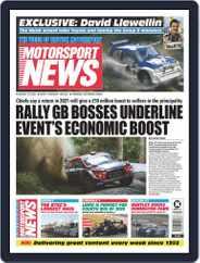 Motorsport News (Digital) Subscription August 20th, 2020 Issue