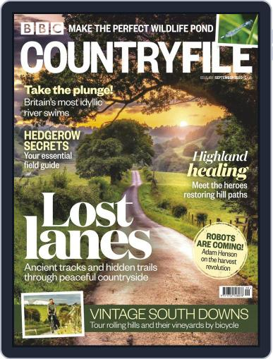Bbc Countryfile (Digital) September 1st, 2020 Issue Cover