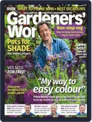 BBC Gardeners' World (Digital) Subscription September 1st, 2020 Issue