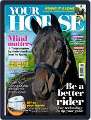 Your Horse (Digital) Subscription September 1st, 2020 Issue
