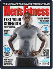 Men's Fitness UK (Digital) Subscription October 1st, 2020 Issue