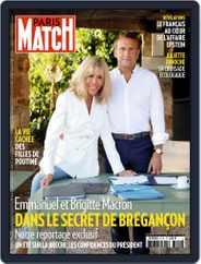Paris Match (Digital) Subscription August 20th, 2020 Issue