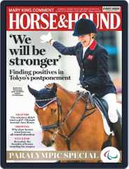 Horse & Hound (Digital) Subscription August 20th, 2020 Issue