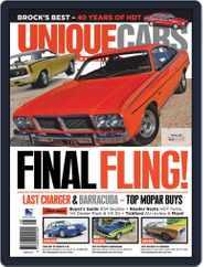 Unique Cars Australia (Digital) Subscription August 20th, 2020 Issue