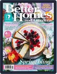 Better Homes and Gardens Australia (Digital) Subscription October 1st, 2020 Issue