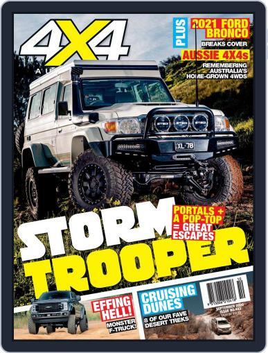 4x4 Magazine Australia September 1st, 2020 Digital Back Issue Cover