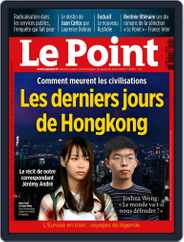 Le Point (Digital) Subscription August 20th, 2020 Issue