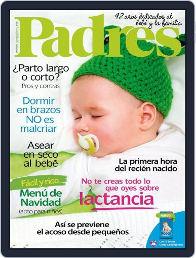 Ser Padres - España (Digital) January 1st, 2017 Issue Cover