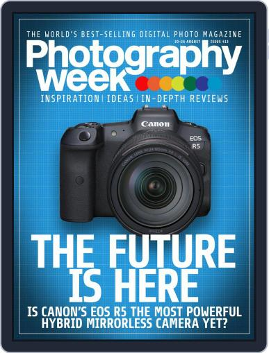 Photography Week (Digital) August 20th, 2020 Issue Cover