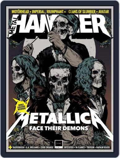 Metal Hammer UK (Digital) September 1st, 2020 Issue Cover