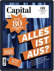 Capital Germany (Digital) Subscription September 1st, 2020 Issue