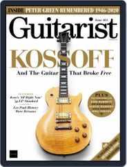 Guitarist (Digital) Subscription September 1st, 2020 Issue