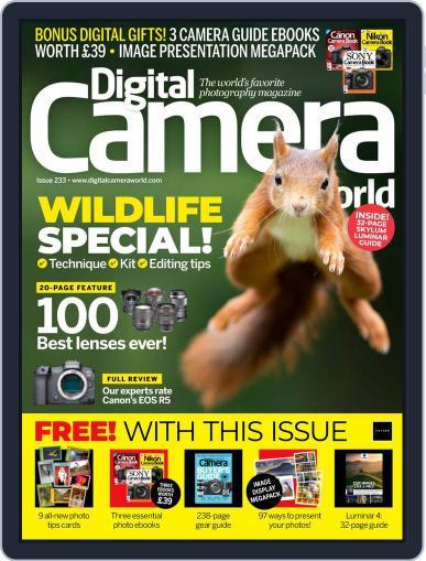 Digital Camera World September 1st, 2020 Issue Cover