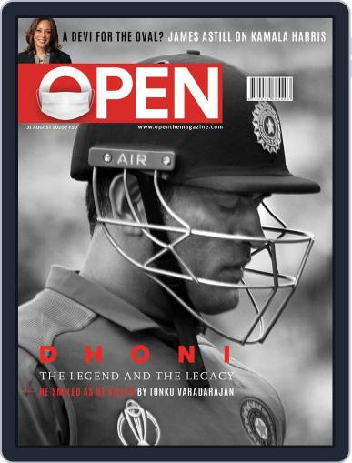 Open India August 21st, 2020 Digital Back Issue Cover