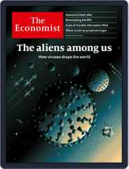 The Economist Continental Europe Edition (Digital) Subscription August 22nd, 2020 Issue