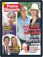 France Dimanche (Digital) Subscription August 21st, 2020 Issue