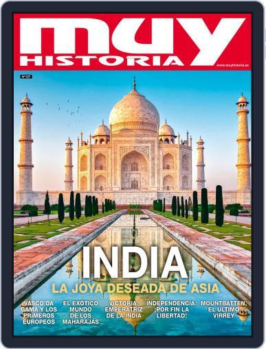 Muy Historia - España (Digital) September 1st, 2020 Issue Cover