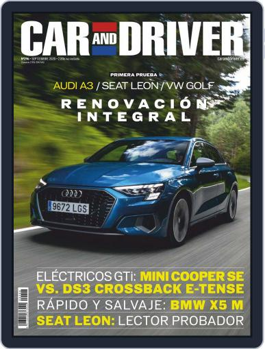 Car and Driver - España (Digital) September 1st, 2020 Issue Cover