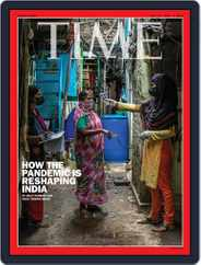 Time Magazine International (Digital) Subscription August 31st, 2020 Issue