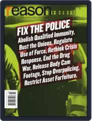 Reason (Digital) Subscription October 1st, 2020 Issue