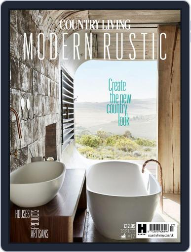 Country Living UK May 12th, 2020 Digital Back Issue Cover