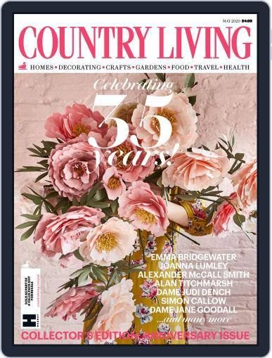 Country Living UK May 1st, 2020 Digital Back Issue Cover