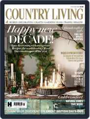 Country Living UK (Digital) Subscription January 1st, 2020 Issue