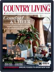 Country Living UK (Digital) Subscription January 1st, 2018 Issue