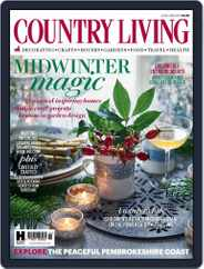 Country Living UK (Digital) Subscription January 1st, 2017 Issue