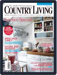 Country Living UK (Digital) Subscription February 15th, 2008 Issue
