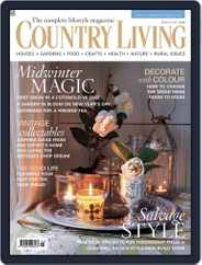 Country Living UK (Digital) Subscription December 19th, 2007 Issue