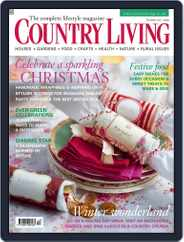 Country Living UK (Digital) Subscription November 12th, 2007 Issue