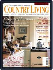 Country Living UK (Digital) Subscription September 7th, 2007 Issue