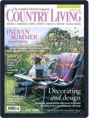 Country Living UK (Digital) Subscription August 9th, 2007 Issue