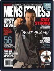 Australian Men's Fitness (Digital) Subscription August 1st, 2020 Issue