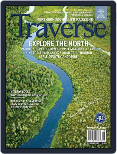 Traverse, Northern Michigan's (Digital) September 1st, 2020 Issue Cover