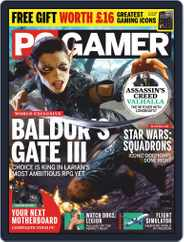 PC Gamer United Kingdom (Digital) Subscription October 1st, 2020 Issue