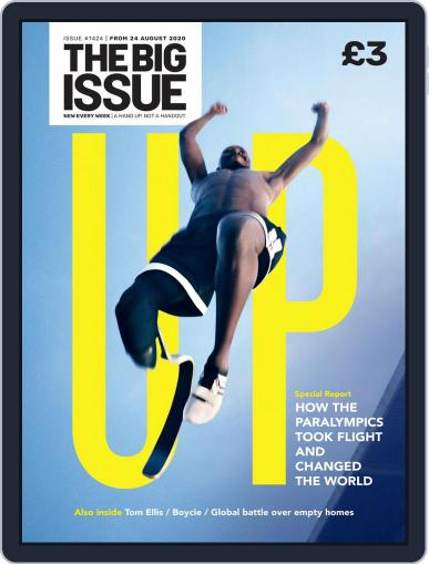 The Big Issue (Digital) August 24th, 2020 Issue Cover