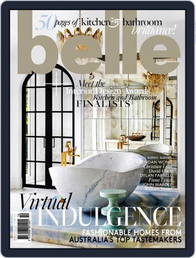 Belle (Digital) October 1st, 2020 Issue Cover