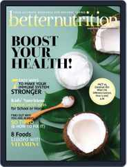 Better Nutrition (Digital) Subscription August 1st, 2020 Issue