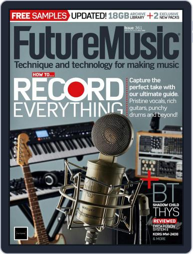 Future Music (Digital) October 1st, 2020 Issue Cover