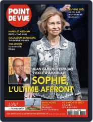 Point De Vue (Digital) Subscription August 26th, 2020 Issue
