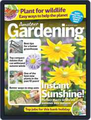 Amateur Gardening (Digital) Subscription August 29th, 2020 Issue