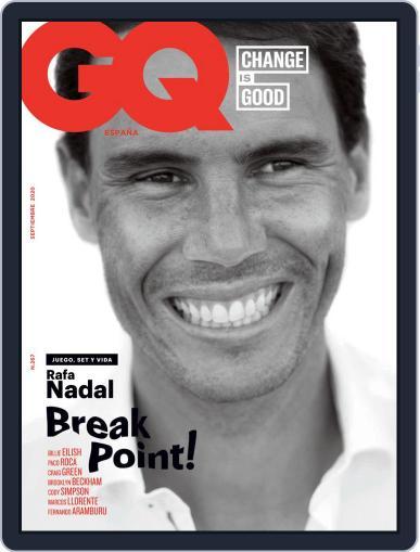 Gq España (Digital) September 1st, 2020 Issue Cover