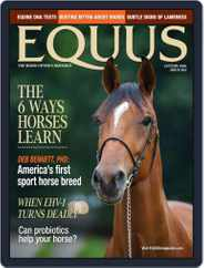Equus (Digital) Subscription August 17th, 2020 Issue