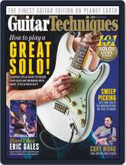 Guitar Techniques (Digital) Subscription October 1st, 2020 Issue