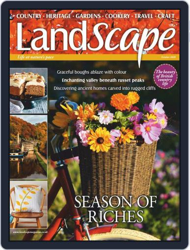 Landscape (Digital) October 1st, 2020 Issue Cover