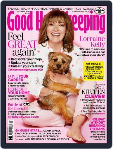Good Housekeeping UK September 1st, 2020 Digital Back Issue Cover