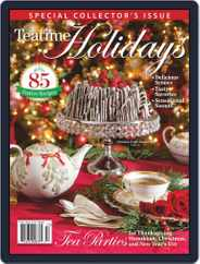 TeaTime (Digital) Subscription August 18th, 2020 Issue